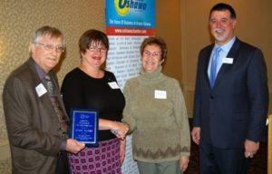 Volunteer Of The Year Honoured!