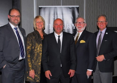 AGM sees highest turnout in history with Keynote Speaker Kevin O'Leary
