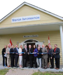 Oshawa Visitor's Information Centre Opens for the Season