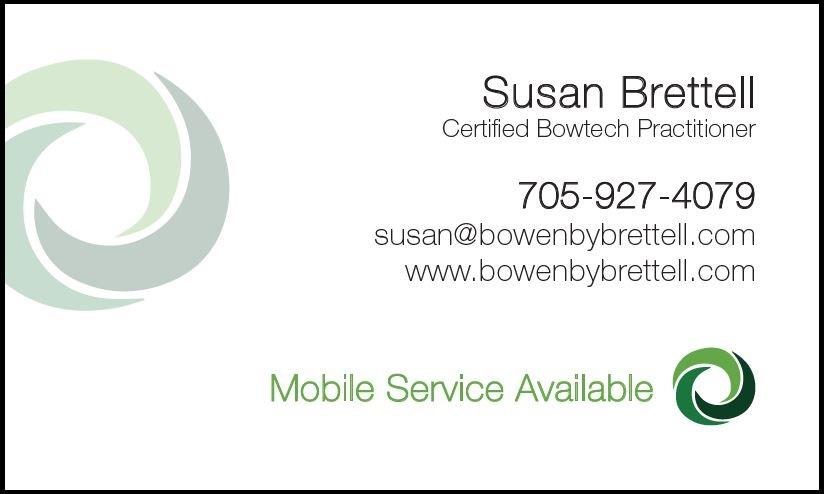 Susan Brettell, Bowtech