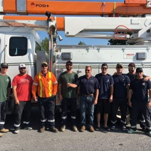 Veridian crew heading to Atlanta to assist with power restoration efforts