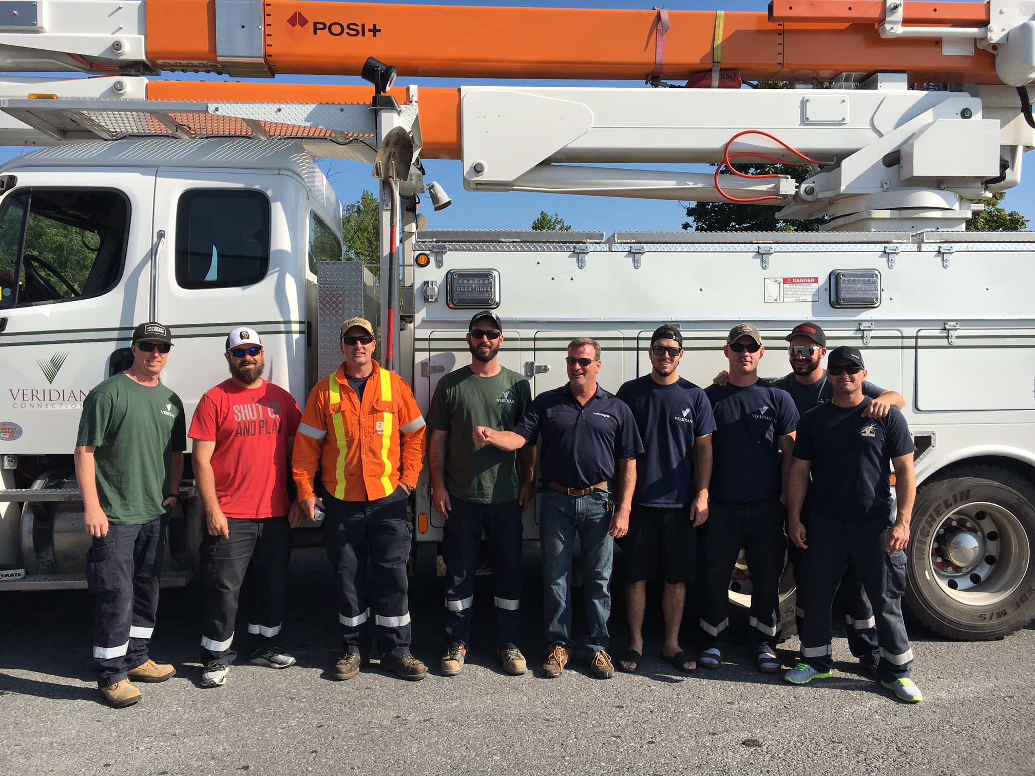 You are currently viewing Veridian crew heading to Atlanta to assist with power restoration efforts