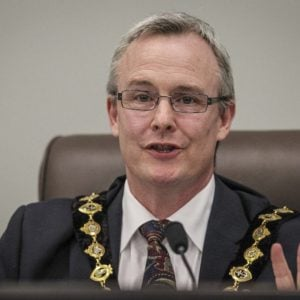 Oshawa Mayor John Henry calls city a story of 'economic success'