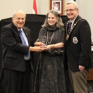 Oshawa honours Northern Dancer and Dr. Gary Polonsky