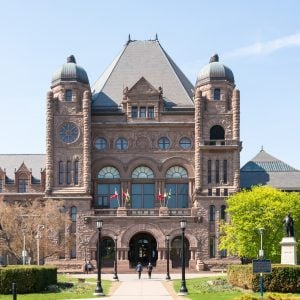 Ontario PC Government Newly Appointed Cabinet Ministers
