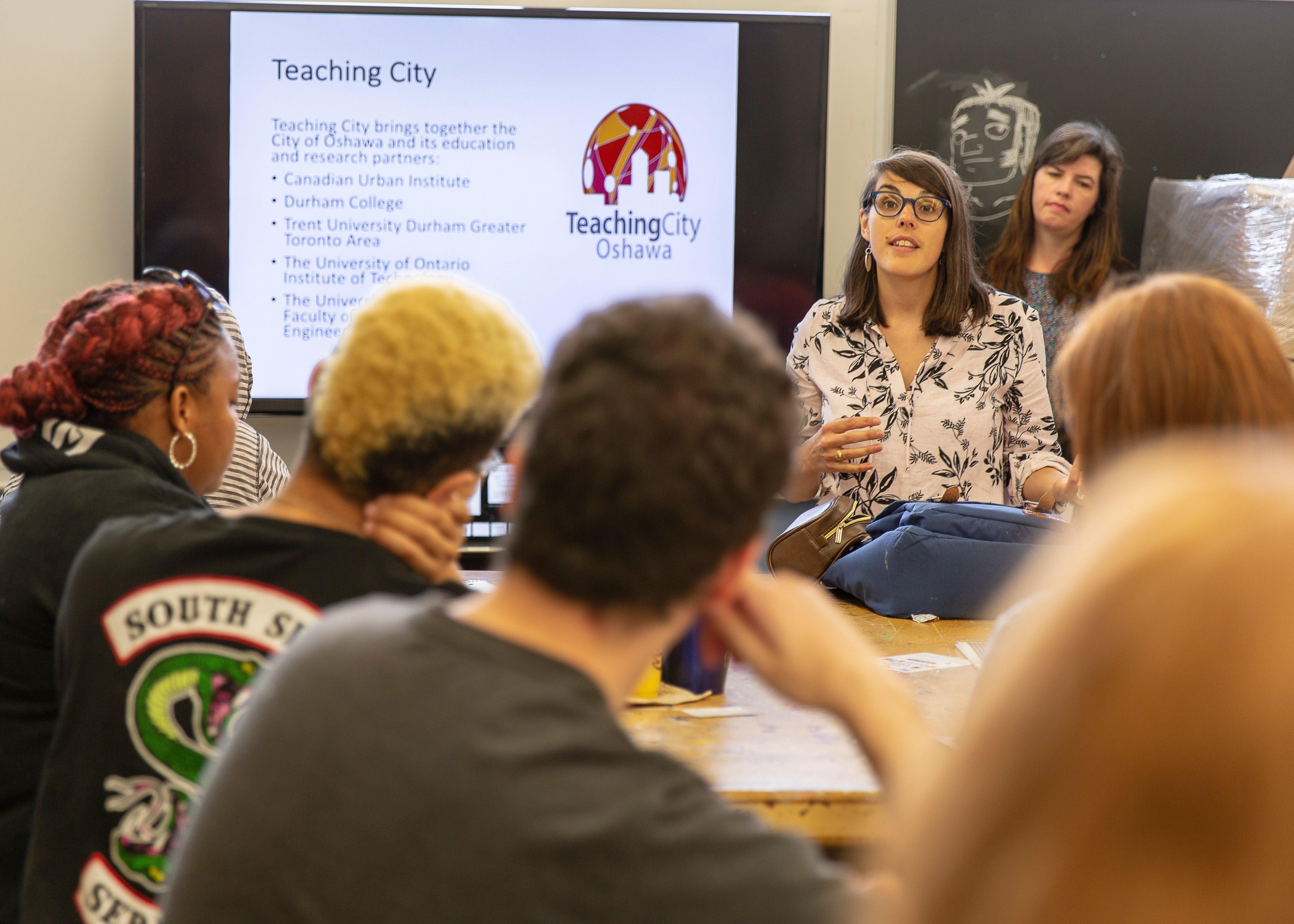 TeachingCity introduces innovative curriculum-based City Idea Lab