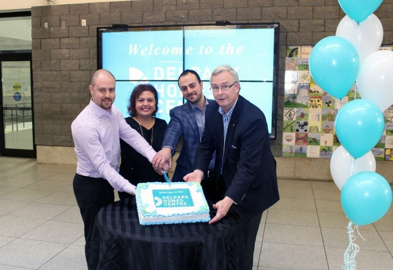 Introducing Delpark Homes Centre