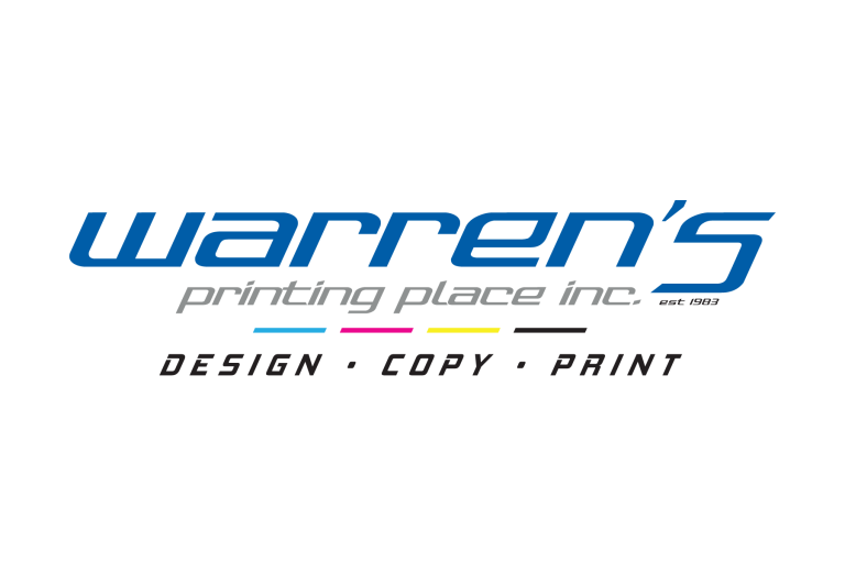 Warren's Printing Place Inc.