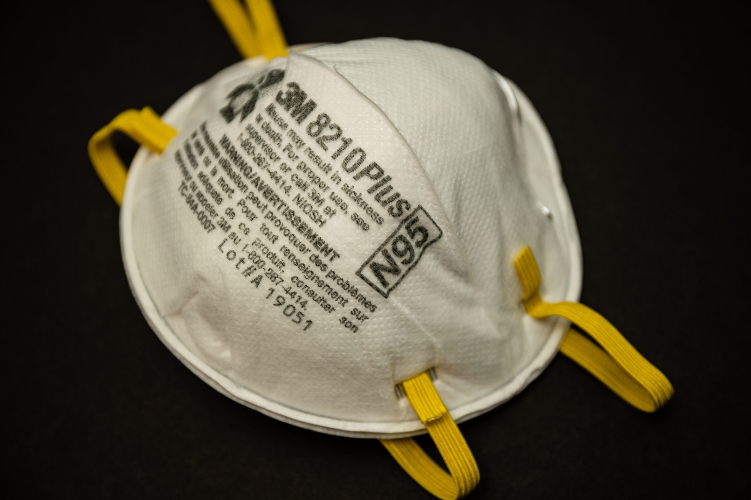 Ontario Partners with Federal Government and 3M Canada on New N95 Respirator Manufacturing Facility