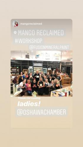 Rustic Tile Workshop 2018