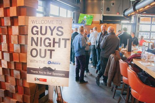 Guys Night Out April 2019